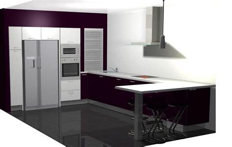 cuisine avec frigo americain integre la cuisine suite et fin aussi le de doune et keiser