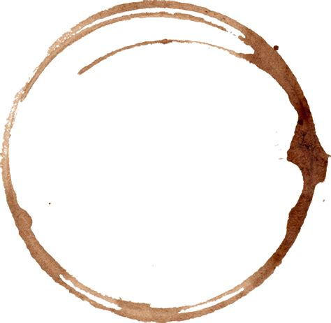 coffee stains 6 coffee stain rings png transparent onlygfx com