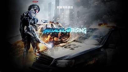 Gear Metal Rising Revengeance Wallpapers 1600 1280