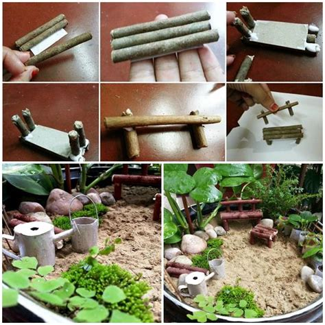 Diy Miniature Garden For Beginners Diy Projects