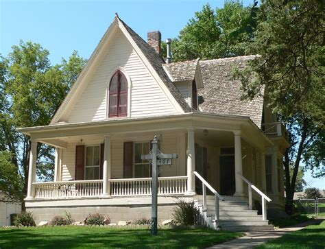 Craftsman Style Porches And Columns by File Clark House Sutton Nebraska From Se 1 Jpg