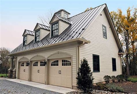 Custom Garages  Saratoga Construction