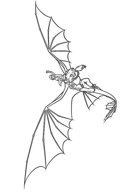 disegni  dragon trainer    da colorare pianetabambiniit
