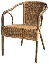 siege rotin entretenir et nettoyer un siège en rotin ou en bambou