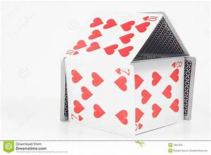 House Of Cards Royalty Free Stock Photo - Image: 1951205