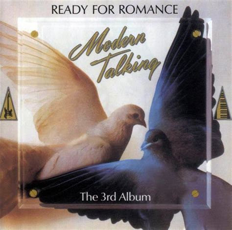 modern talking album ready for the 3rd album 1986 anders with the band of modern talking