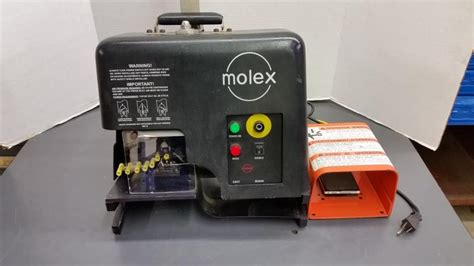 electrical terminal  wire crimping equipment