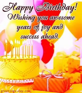 Happy Birthday Ecards Animated Gifs U0026 Pics Http