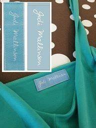 handbag sewing supplies on pinterest sewing patterns With custom clothing labels low minimum