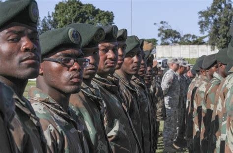 U.s. Army Africa, South African Partners Kick-off Exercise