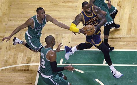 James dominates, Cavs beat Celtics in East showdown ...