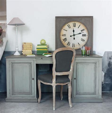 horloge de cuisine horloge grise quot manufacture quot industriel photo 12 20 une