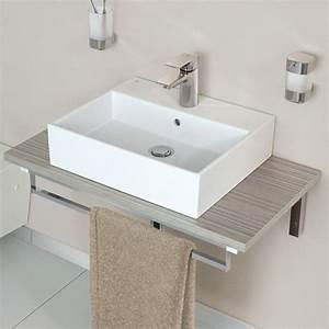 Waschbecken 60 X 30 : ideal standard strada aufsatzwaschtisch 60 cm preisvergleich ~ Markanthonyermac.com Haus und Dekorationen