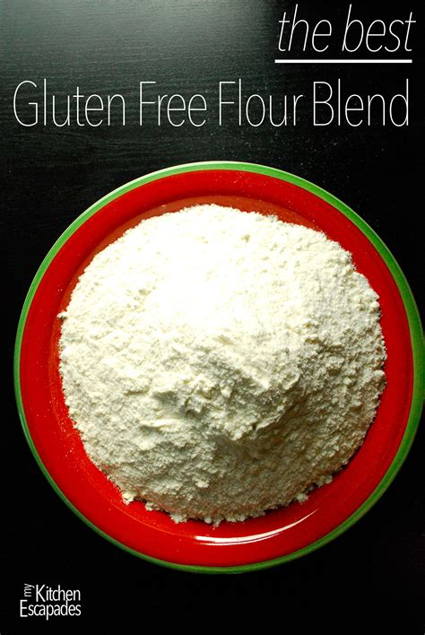 The Best Glutenfree Flour Blend  My Kitchen Escapades