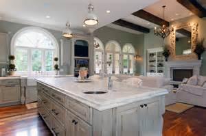 antique white kitchen island inspired countertop edges fashion other metro traditional