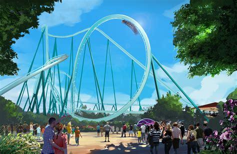 Seaworld Announces New Roller Coaster For
