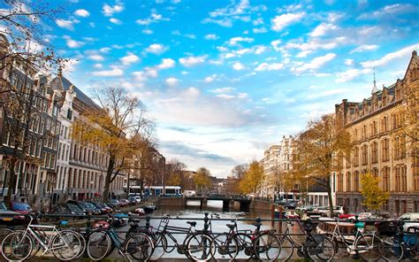 18 Excellent Hd Amsterdam Wallpapers