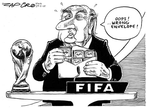 And The World Cup Host Country Is ...