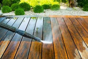 how to pressure wash a deck hirerush