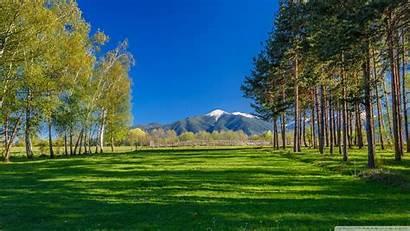 Sunny Bulgaria Wallpapers 4k Desktop Sofia Landscape