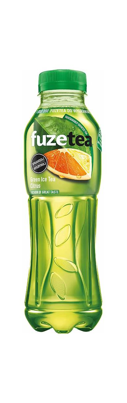Tea Ice Fuze Citrus