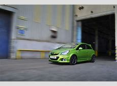 Opel Corsa OPC Nürburgring lands in South Africa