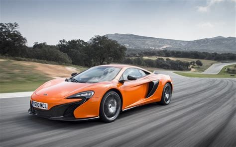 In pictures: McLaren 650S - Telegraph
