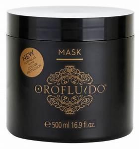 Masque Hydratant Cheveux : orofluido beauty masque hydratant intense pour cheveux ~ Melissatoandfro.com Idées de Décoration