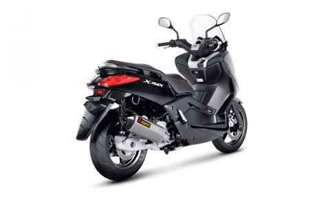 pot akrapovic xmax 400 silencieux akrapovic x max et x city 125 08 16 moto