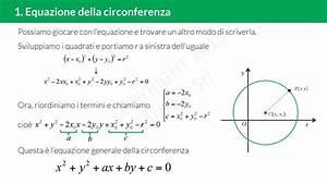 Www Eq 3 De : equazione della circonferenza per superiori redooc ~ Lizthompson.info Haus und Dekorationen