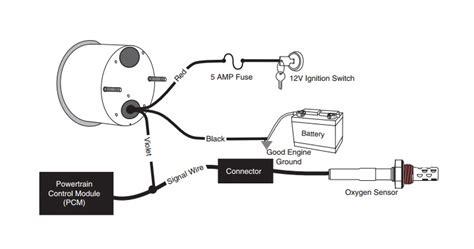 Autometer Fuel Wiring Diagram by Installation For Auto Meter Cobalt Air Fuel