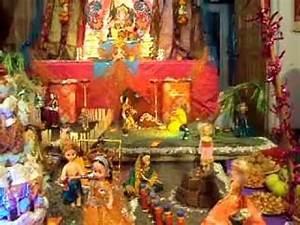 gauri decoration 2011 - YouTube