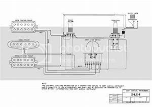 Guitar Wiring Diagram 1 Humbucker