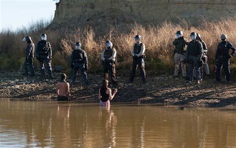 hillary clintons silence  standing rock   moral mistakeand  political   nation