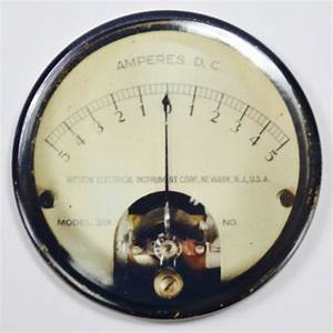 Western Electrical Steampunk Gauge FRIDGE MAGNET Meter