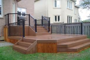 Two Level Deck Designs Photo by 2 Level Diy Deck Plans