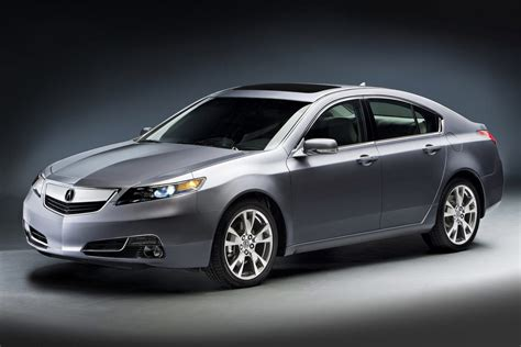 acura tl review specs pictures price mpg