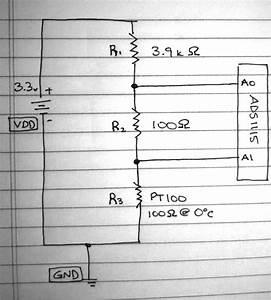Wire Pt100 Diagram