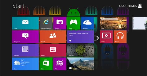 android theme android theme for windows 7 and 8 ouo themes