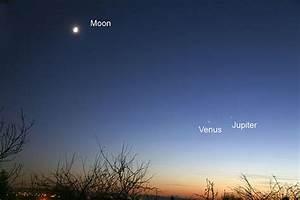 Saturn, Jupiter and Venus will all be VISIBLE this May ...