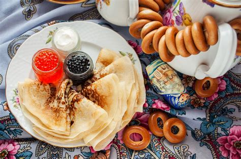 Three Factors In Traditional Russian Cooking Russia