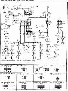 1987 Mazda B2000 Turn Signal Flasher Location