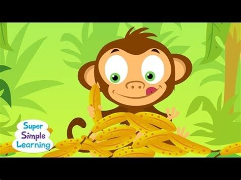 Counting Bananas Super Simple Songs  Super Simple Songs Kids Learning English Childrens Songs