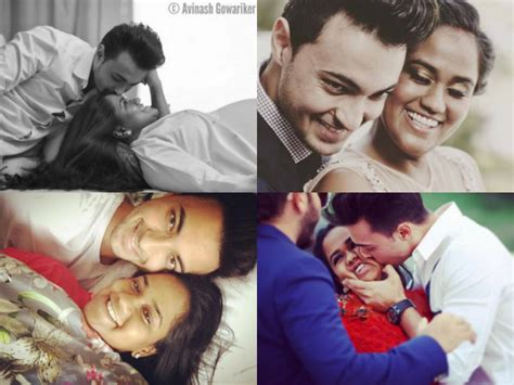 Adorable Pictures Of Arpita Khan & Aayush Sharma That