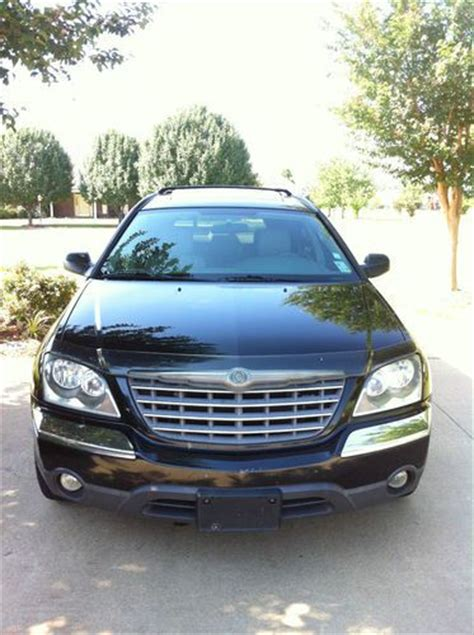 Chrysler Pacifica Touring 2005 by Sell Used 2005 Chrysler Pacifica Touring Fwd 3 5l V6