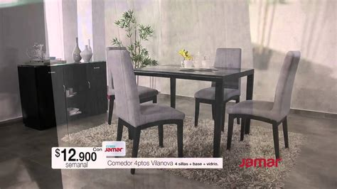 Muebles Jamar Comedor Vilanova2016 Youtube