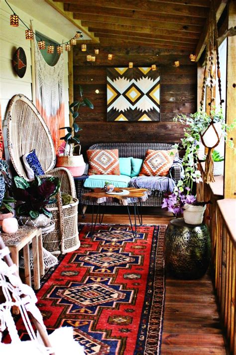 5 Bohemian Interior Design Ideas