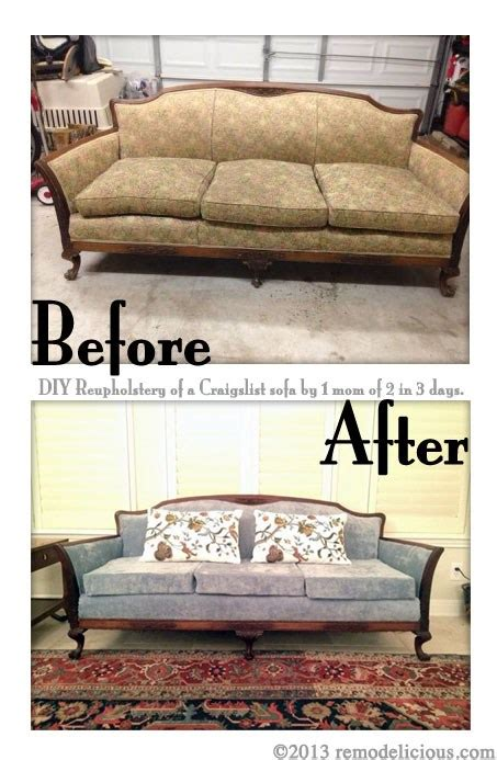 Reupholster Sofa Chair by How You Can Reupholster A Perfectly All Interior Decor