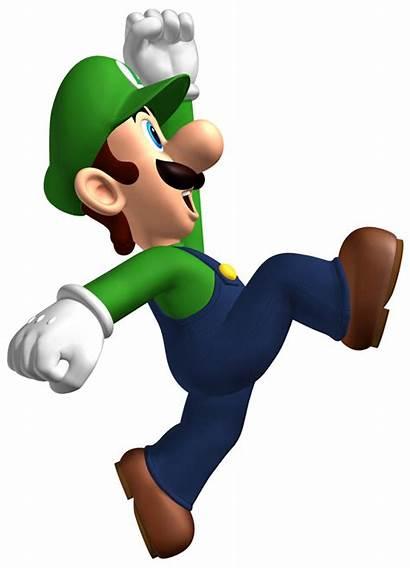 Luigi Mario Jumping Bros Super Characters Nsmb