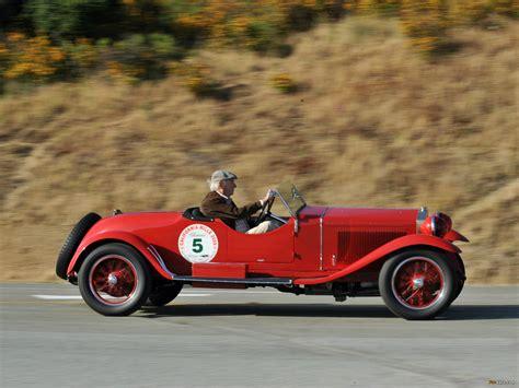 Images Of Alfa Romeo 6c 1500 Sport Spider Tre Posti 1928